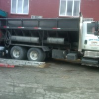 Bulk Coal Delivery – Commercial